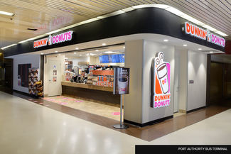 PABS Dunkin Donuts